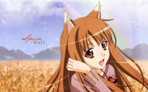 Horo di Spice and Wolf