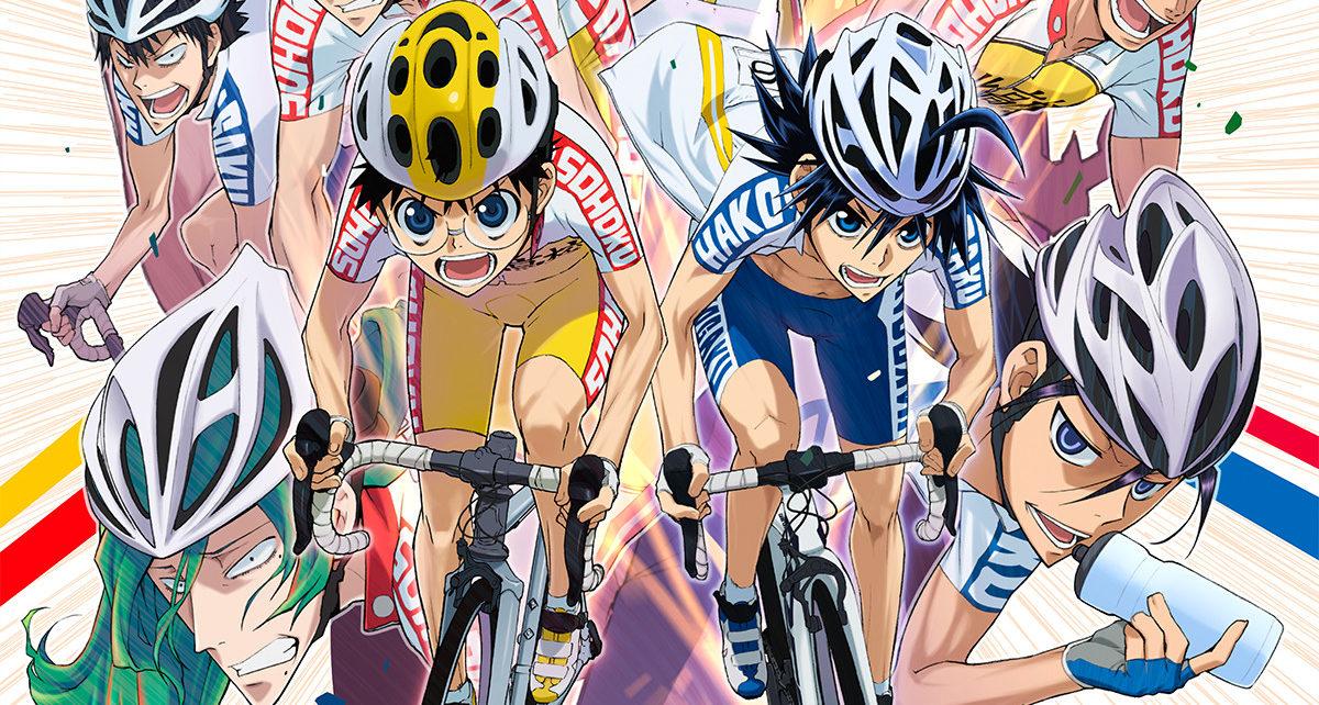 Ordine di visione di Yowamushi Pedal