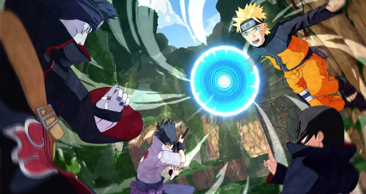 Naruto to Boruto Shinobi Stricker