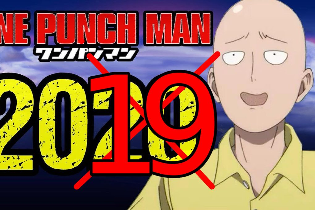 Anticipato One-Punch Man 2 al 2019