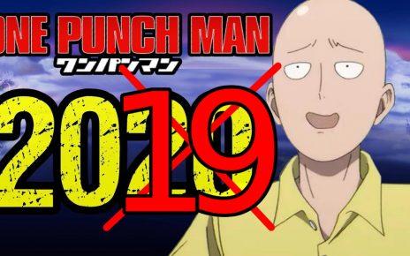 Anticipato One-Punch Man 2 al 2019