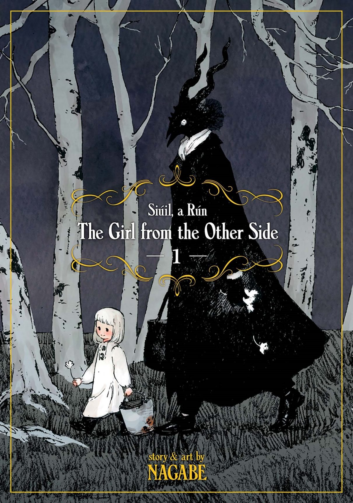 Girl from the other side A