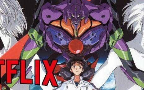 Neon Genesis Evangelion su Netflix