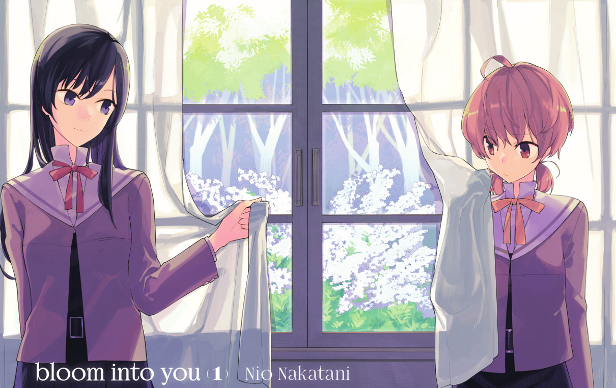 Nanami e Koito, Bloom into You