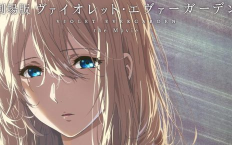 Annunciato un Side Story e trailer + key animation del Film di Violet