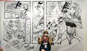 comicon - uchida shinnosuke