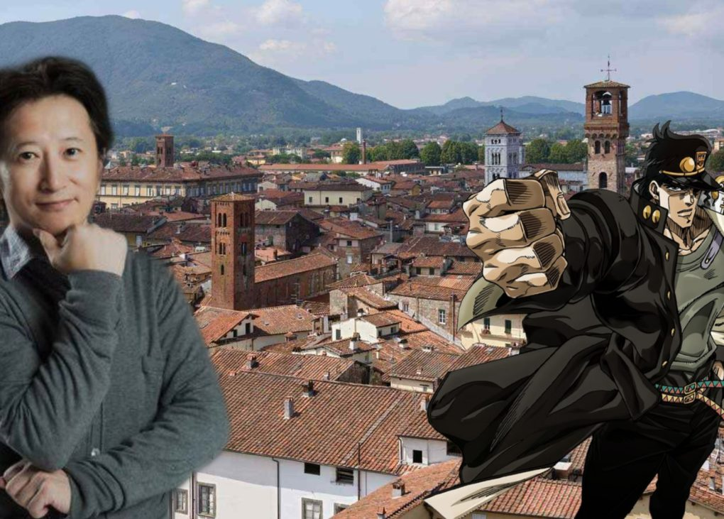 Araki a Lucca