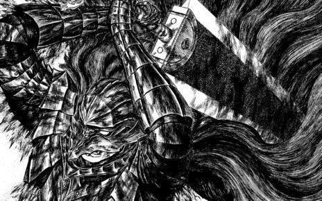 Berserk - Kentaro Miura